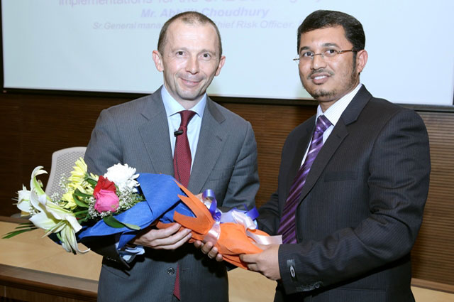 Simon Williams - HSBC  & Abhijit Choudhury - NBAD 10Oct12
